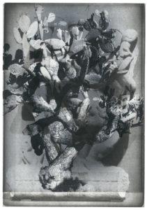 Liat Grayver, Sabra and Ganesha, 2016, zwei Platten Photopolymer, 30 x 21 cm
