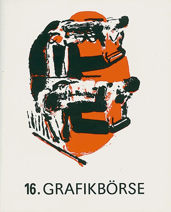 Katalog Grafikbörse 16 // 1989