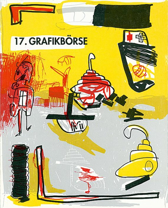 Katalog Grafikbörse 17 // 1990