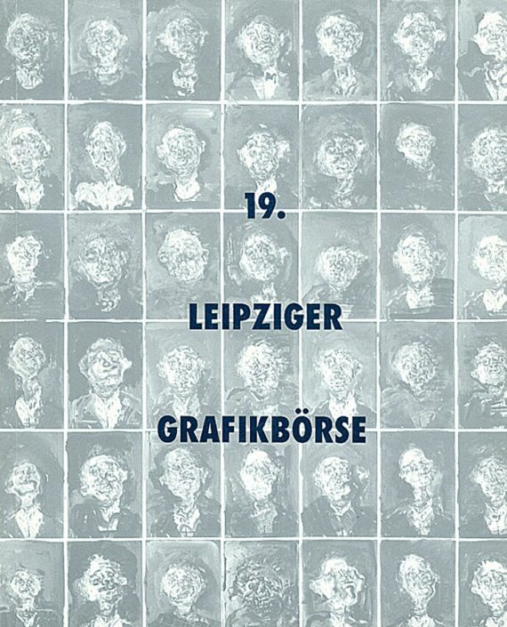Katalog Grafikbörse 19 // 1992