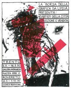 Katalog Grafikbörse 17 // 1990 (Trento)