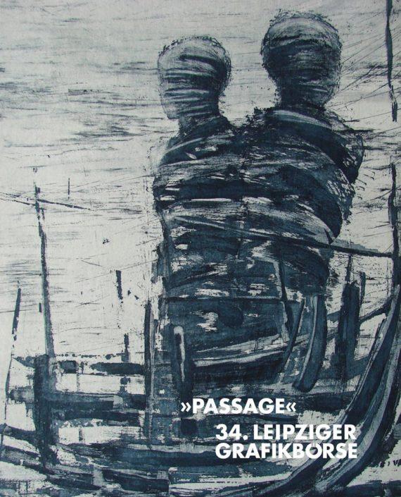 Katalog Grafikbörse 34 // 2016