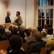 Kai Spade erhält den Förderpreis für Druckgrafik
