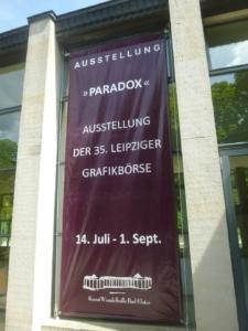 Banner zur Ausstellung